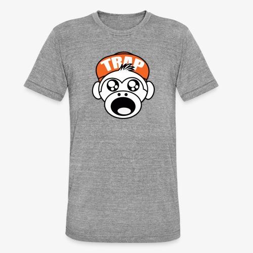 Trap - T-shirt chiné Bella + Canvas Unisexe