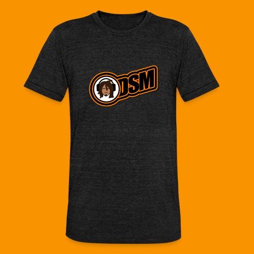 DSM - T-shirt chiné Bella + Canvas Unisexe