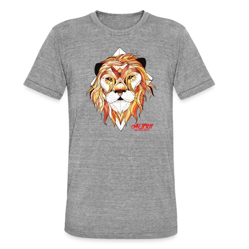 ALION - Unisex tri-blend T-shirt van Bella + Canvas