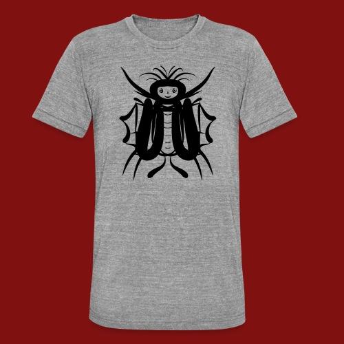 butterflyman - Unisex Tri-Blend T-Shirt von Bella + Canvas