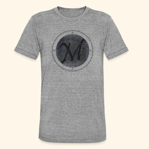 Montis logo2 - Triblend-T-shirt unisex från Bella + Canvas