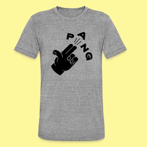 PangPang - Triblend-T-shirt unisex från Bella + Canvas