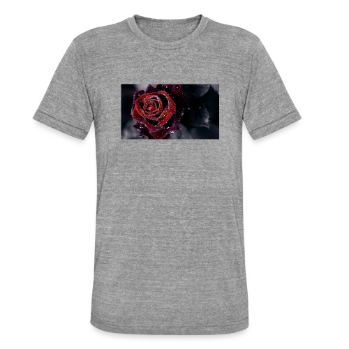 rose tank tops and tshirts - Unisex Tri-Blend T-Shirt by Bella & Canvas
