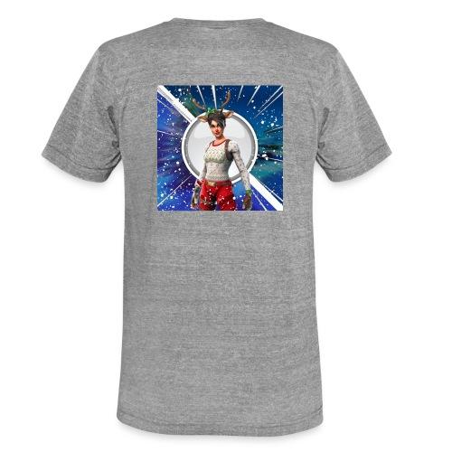 Paalc - Unisex tri-blend T-skjorte fra Bella + Canvas