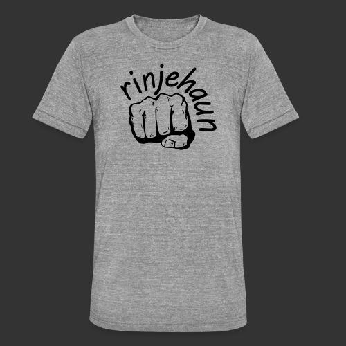 rinjehaun - Unisex Tri-Blend T-Shirt von Bella + Canvas