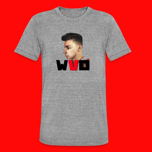 WVO OFFICIAL - Unisex Tri-Blend T-Shirt by Bella & Canvas