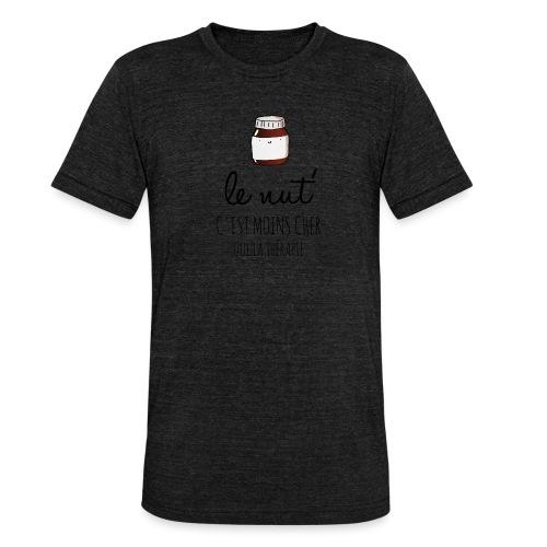 Le Nut' - T-shirt chiné Bella + Canvas Unisexe