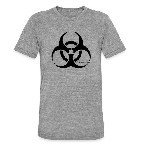 Biohazard - Shelter 142 - Unisex Tri-Blend T-Shirt von Bella + Canvas