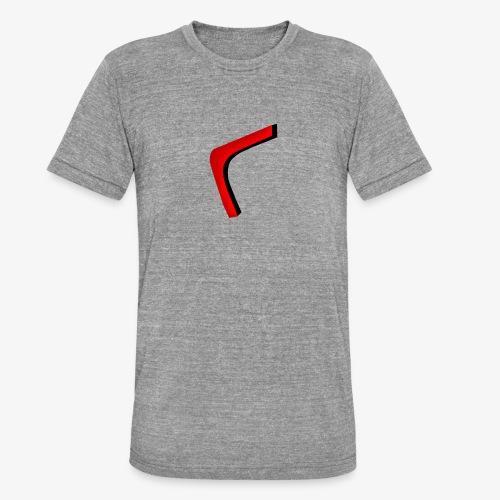 Panilogo - Camiseta Tri-Blend unisex de Bella + Canvas