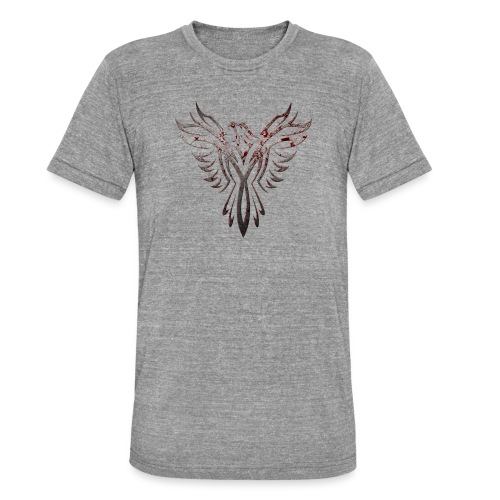 Phoenix - Triblend-T-shirt unisex från Bella + Canvas
