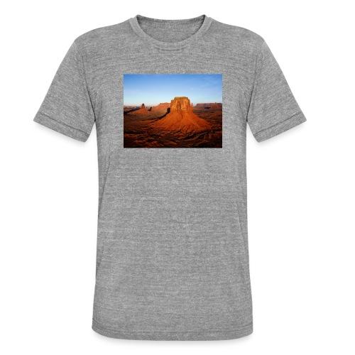 Desert - T-shirt chiné Bella + Canvas Unisexe