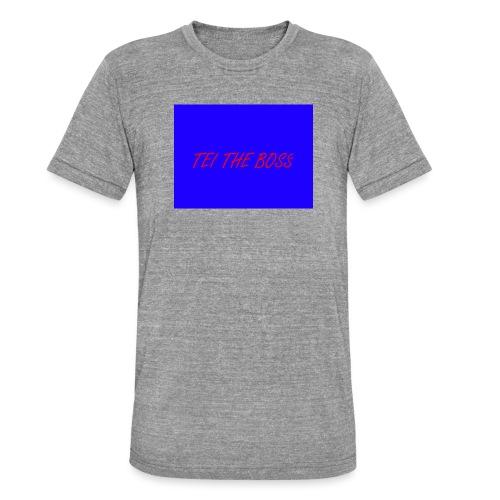 BLUE BOSSES - Unisex Tri-Blend T-Shirt by Bella & Canvas