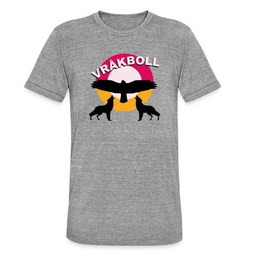 VRÅKBOLL - Triblend-T-shirt unisex från Bella + Canvas