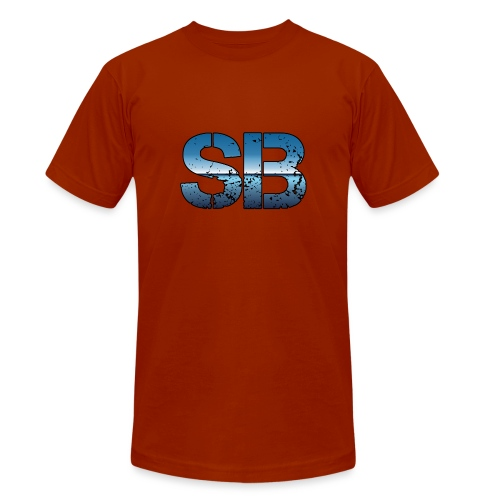 SB Logo - Unisex tri-blend T-shirt fra Bella + Canvas
