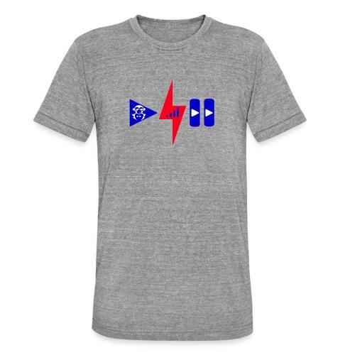 Luis Cid R - Camiseta Tri-Blend unisex de Bella + Canvas