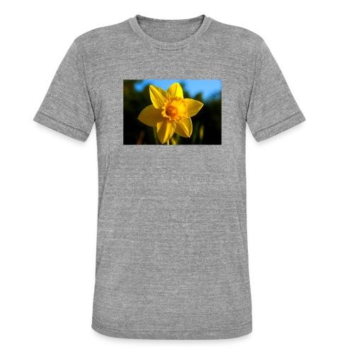 daffodil - Unisex Tri-Blend T-Shirt by Bella & Canvas