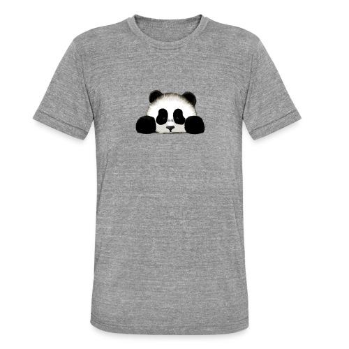 panda - Unisex Tri-Blend T-Shirt by Bella & Canvas