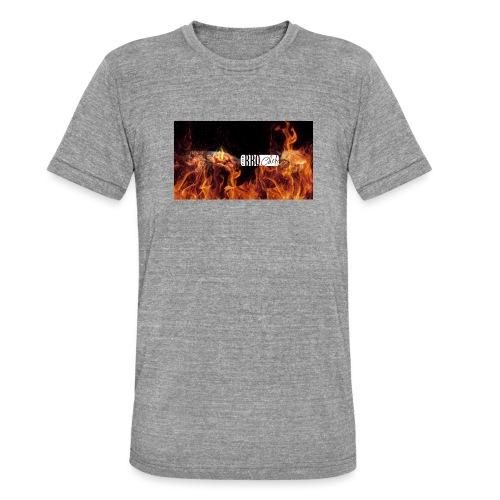Barbeque Chef Merchandise - Unisex Tri-Blend T-Shirt by Bella & Canvas