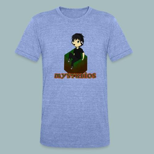 Mystudios Stylo - Unisex Tri-Blend T-Shirt von Bella + Canvas