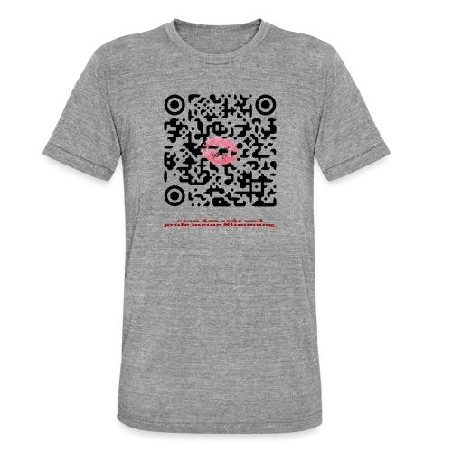 Stimmungsbarometer - Unisex Tri-Blend T-Shirt von Bella + Canvas