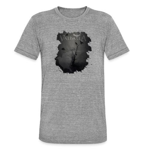 valhalla ravens - Unisex tri-blend T-shirt fra Bella + Canvas