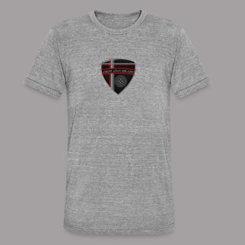 2erblogLogo blank png - Unisex Tri-Blend T-Shirt von Bella + Canvas