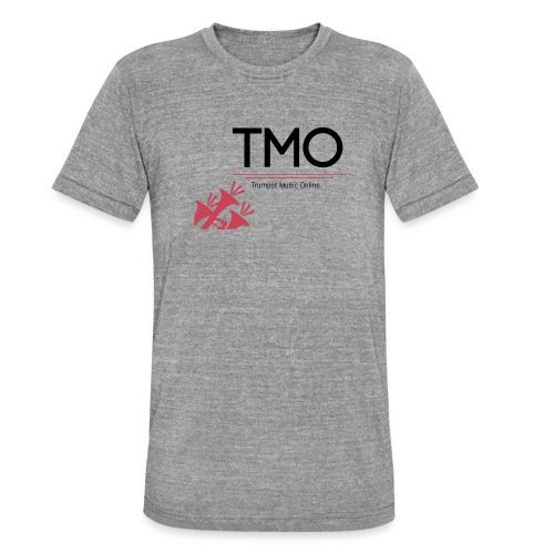 TMO Logo - Unisex Tri-Blend T-Shirt by Bella & Canvas