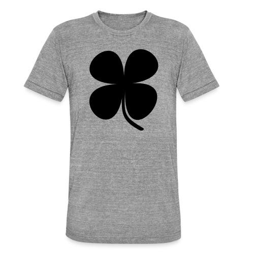 CLOVER - Camiseta Tri-Blend unisex de Bella + Canvas