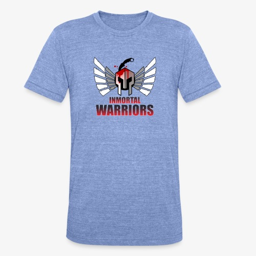 The Inmortal Warriors Team - Unisex Tri-Blend T-Shirt by Bella & Canvas