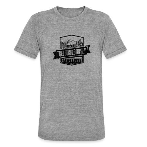 Treehuggersupply neu - Unisex Tri-Blend T-Shirt von Bella + Canvas