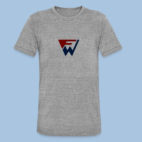 FW Logo - Unisex Tri-Blend T-Shirt by Bella & Canvas
