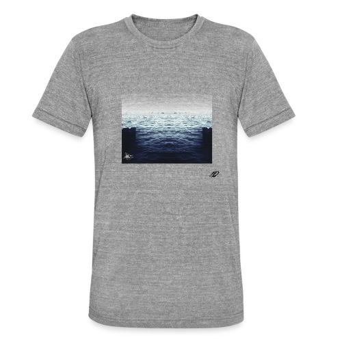 PUCON LAKE - T-shirt chiné Bella + Canvas Unisexe