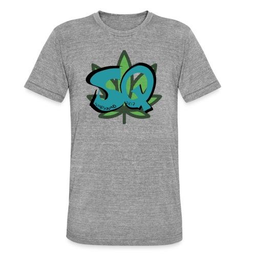 29F6CAFB 2D17 468A 8517 FC013A374BFB - Unisex tri-blend T-shirt van Bella + Canvas