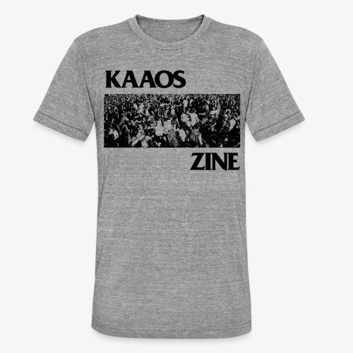 Kaaos Flag - Bella + Canvasin unisex Tri-Blend t-paita.