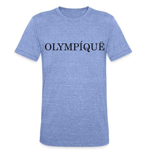 OLMPQ - Unisex tri-blend T-shirt van Bella + Canvas