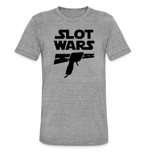 Slot Wars - Unisex Tri-Blend T-Shirt von Bella + Canvas