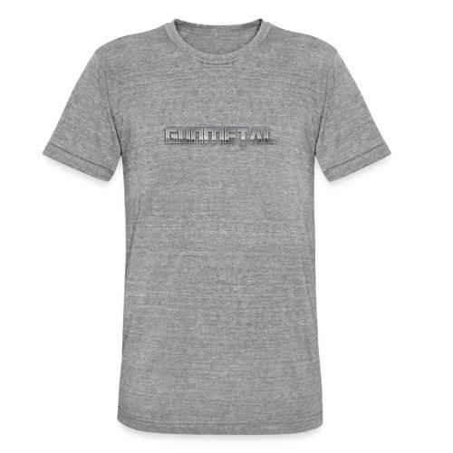 Gunmetal - Unisex Tri-Blend T-Shirt by Bella & Canvas