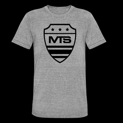MTS92 BLASION - T-shirt chiné Bella + Canvas Unisexe