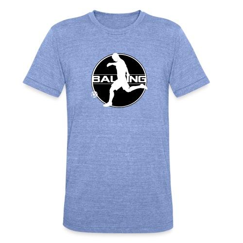 Balling - Unisex tri-blend T-shirt van Bella + Canvas