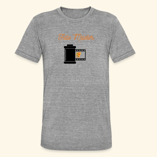 Foto Master 2nd - Unisex tri-blend T-shirt fra Bella + Canvas