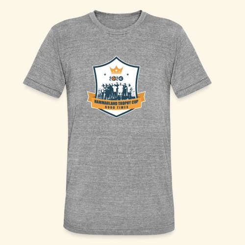 Hammarland trophy cup design updated - Triblend-T-shirt unisex från Bella + Canvas