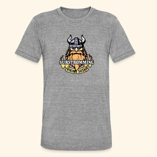 Surstromming - Unisex Tri-Blend T-Shirt von Bella + Canvas