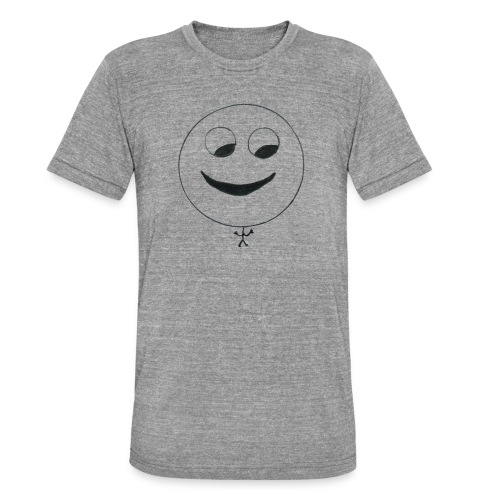 Janic Shop - Unisex Tri-Blend T-Shirt von Bella + Canvas