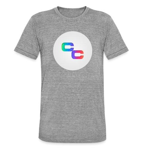 Callum Causer Rainbow - Unisex Tri-Blend T-Shirt by Bella & Canvas