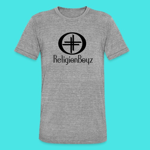 ReligionBoyz Teenager T - Unisex Tri-Blend T-Shirt by Bella & Canvas