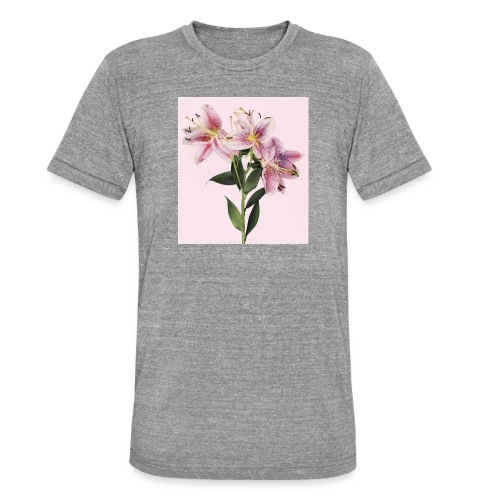 Moment in Pink - Unisex Tri-Blend T-Shirt by Bella & Canvas
