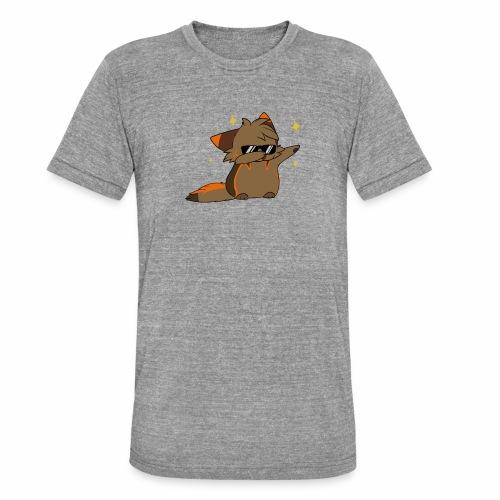 Daber en toute sérénitée - T-shirt chiné Bella + Canvas Unisexe