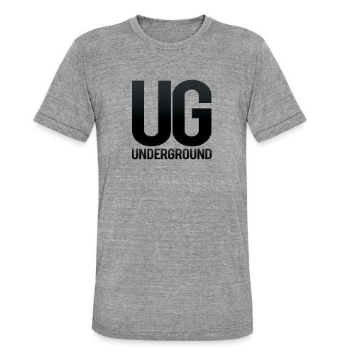 UG underground - Unisex Tri-Blend T-Shirt by Bella + Canvas
