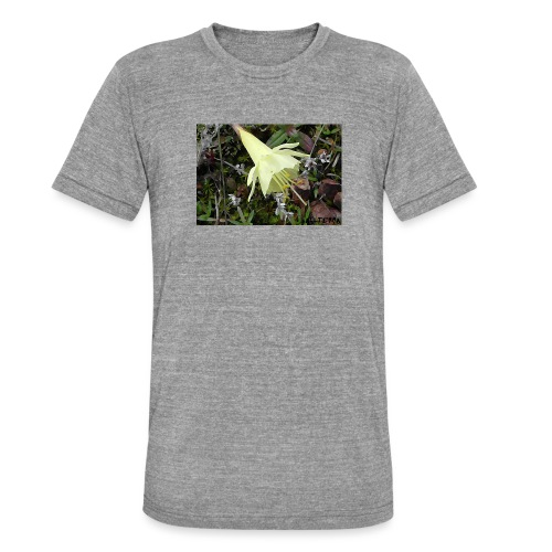 Naturaleza - Camiseta Tri-Blend unisex de Bella + Canvas