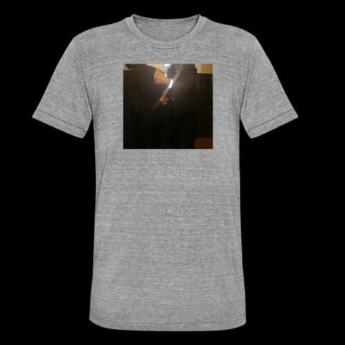 freegia - Unisex tri-blend T-shirt fra Bella + Canvas